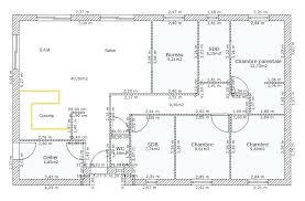 plan maison 4 chambres gratuit plan maison plain pied gratuit plan maison 4 chambres plain pied