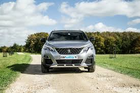 new peugeot cars 2017 new peugeot 5008 suv review carwitter