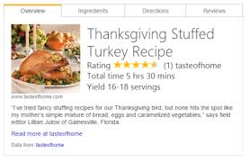 s new recipes features help you make the thanksgiving