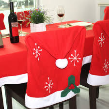 popular chair christmas covers buy cheap chair christmas covers