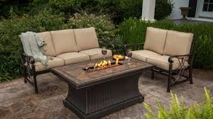 Firepit Patio Table Costco Propane Pit Tables Tables Several Of Our In