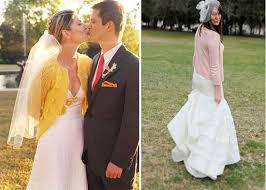 winter wedding dresses 2010 cardigan wedding gown image 51760 polka dot