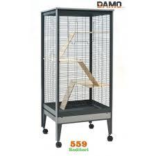 gabbie scoiattoli gabbia con barre conigli piccoli mammiferi roditori mod 559 90 grigio