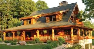 log style homes silver creek lodge log home by timber wolf handcrafted inc