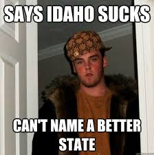 Okay Then Meme - 10 of the funniest memes about life in idaho