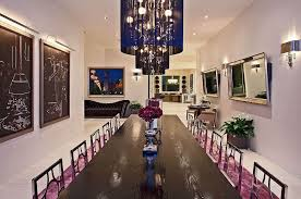 purple dining room ideas luxurious dining room with cool design plan stunning modern