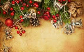 download wallpaper merry christmas new year tree decoration