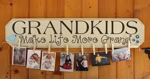 wooden wall with sayings make grand family wall