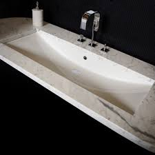 large trough style sinks sink vanity long bathroom with additional