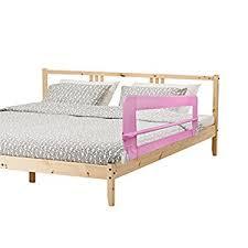 barandillas para camas leogreen â barandillas para camas de bebã â color rosa â carril para