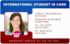 id card template template for identification card id badge