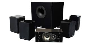 home theater sound system energy take classic adds 5 1 ch audio to your home theater for