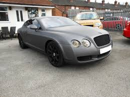 bentley continental gt 2dr king street motor company