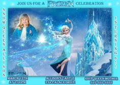 frozen theme invitation ideas disney frozen birthday party