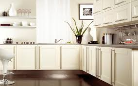 Kitchen Cabinet Bar Handles by White Cabinet Kitchen Ideas Charming Home Design