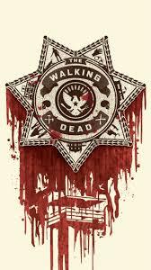 moto x comics walking dead wallpaper id 229545