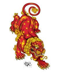 foo dog lion 171 best foo dogs images on dog tattoos foo dog