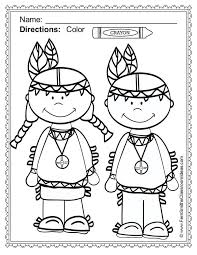 162 thanksgiving coloring u0026 kids crafts images