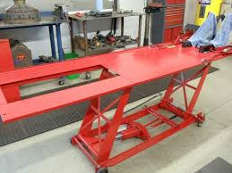 scissor lift table harbor freight harbor freight lift table here is what it looks like when you get it