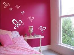 Stickers For Walls In Bedrooms by Gallery For U003e Pink Walls Katie U0027s Room Pinterest Pink
