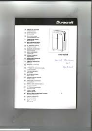duracraft air conditioners amd 8500e pdf user u0027s manual free