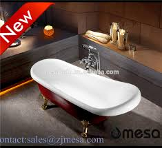 Clawfoot Whirlpool Tub Best Red Tub Best Red Tub Suppliers And Manufacturers At Alibaba Com