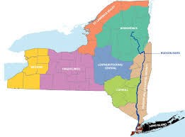 map of state of ny fish health advice on fish you catch