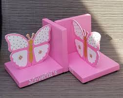 Engraved Bookends Butterfly Bookends Etsy