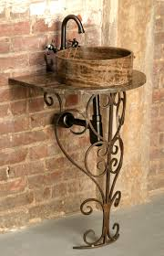 Wrought Iron Bathroom Accessories by 48 Best Sinks We Love Images On Pinterest Bathroom Ideas