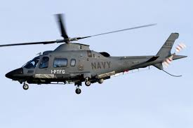 arrival of the aw109e helicopters for philippine airforce and navy