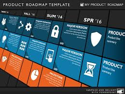 four phase strategic timeline roadmap presentation diagram u2013 my