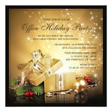 corporate christmas party invitations u0026 announcements zazzle