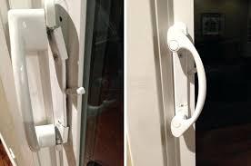 Patio Door Hardware Replacement Sliding Glass Door Handles Sliding Patio Door Hardware Replacement
