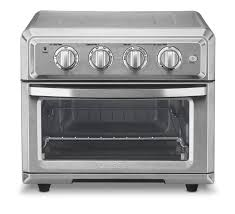 Toaster Oven With Auto Slide Out Rack Cuisinart 0 6 Cu Ft Air Fryer Toaster Oven U0026 Reviews Wayfair