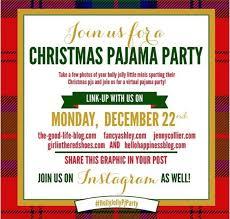 christmas pajama party u0026 our friday night fun