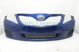 toyota us1 buy 230 2011 toyota camry front bumper cover blue 52119 06958