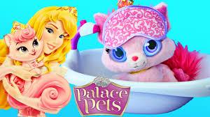 palace pets disney princess sleeping beauty kitty dreamy bright