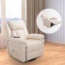 relax sessel homcom elektrischer fernsehsessel aufstehsessel real