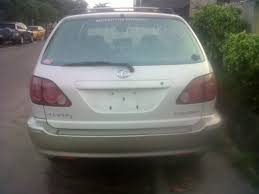 lexus rx models for sale tokunbo lexus rx 300 2000 model for sale autos nigeria