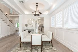 Pictures Of Wainscoting In Dining Rooms Dining Room With Wainscoting Carpet In Sherman Oaks Ca Zillow