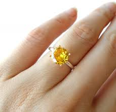 canary yellow engagement ring free rings yellow engagement rings prices yellow