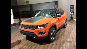 jeep trailhawk 2017 jeep compass trailhawk u2013 redline first look u2013 2016 laas