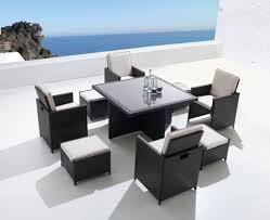tavoli da giardino rattan cuba chateau d ax arredi da giardino tavoli e sedie da