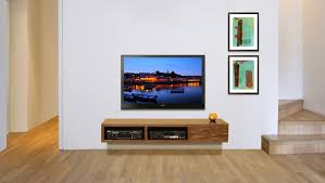 Wall Mounted Entertainment Shelves Furniture Best Floating Entertainment Center For Home Decor Ideas