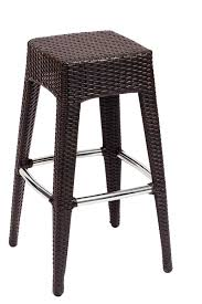 Wicker Patio Furniture Miami by Synthetic Wicker Outdoor Bar Stools Bar U0026 Restaurant Furniture