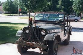 military jeep jeep 1957 m38a