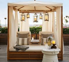 cute and beautiful indoor outdoor living space with pine wooden
