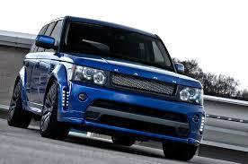 light blue range rover bali blue range rover sport rs300 by kahn autoevolution