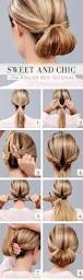 Quick Easy Hairstyles For Girls by Best 25 Fast Hairstyles Ideas Only On Pinterest Fast Easy