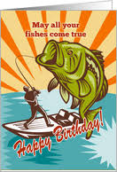 fishing birthday cards from greeting card universe